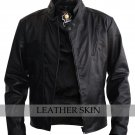 Iron Man Style Genuine Leather Jacket