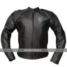 Scorpion Scorpio Black Rider Genuine Leather Jacket