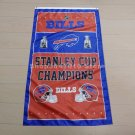 Buffalo Bills Stanley Cup Champions Flag hot sell goods 3X5 FT 150X90CM Banner brass metal holes