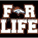 Denver Broncos Flag 3X5FT 90 x 150 cm 100% Polyester life and the rest flag Denver Broncos