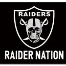 RAIDER NATION FLAG Oakland Raiders Flag 3ft x 5ft Polyester Banner 90x150cm