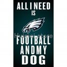 Philadelphia Eagles Flags 90x150cm 3x5ft Polyester Digital Print custom Philadelphia Eagles