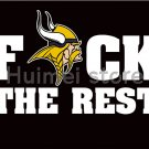 Minnesota Vikings Flag CHAMPIONS 90 x 150 cm 100% Polyester life and the rest flag