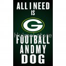 green bay packers Flag 3ft x 5ft Polyester green bay packers Banner
