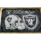 las vegas raiders flag with helmet custom raiders flag 150x90cm
