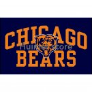 custom football soccer club Chicago Bears banner
