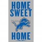 Detroit Lions 3ft x 5ft 100D Polyester digital print Detroit Lions flag
