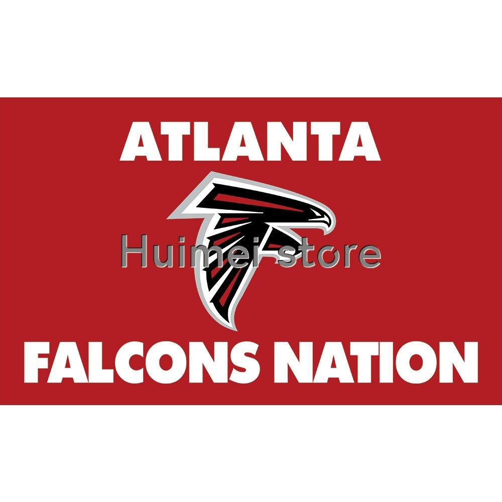 Helmet Atlanta Falcons Flag 3ft X 5ft World Series Football Team Super Bowl Fan