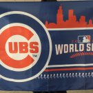 chicago cubs world series 2016 National League Champions Banner Flag 3ft x 5ft