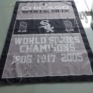 newest fashion of Chicago White Sox Flag 3X5FT 90x150cm 100% Polyester