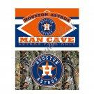 Newest Houston Astros Flag 3ft x 5ft Polyester Banner Size 90* 150cm