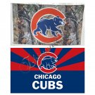 Chicago Cub Flag 3X5FT 90x150cm 100% Polyester
