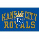 Kansas City Royals ft x 5ft Polyester Banner flag
