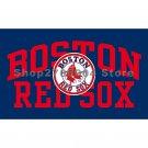 Boston Red Sox flag 3ft x 5ft Polyester Banner Flying custom flag