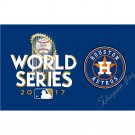 90x150cm outdoor flag with Houston Astros World Series Champions banner flag
