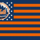 New York Mets Flag 3x5 ft custom Banner 90x150cm Sport flag