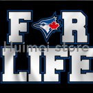 Toronto Blue Jays Flag 3ft x 5ft Polyester Toronto Blue Jays Banner Flying Size 90* 150cm