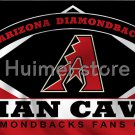 Arizona Diamondbacks flag 3ftx5ft Banner 100D Polyester Flag metal Grommets