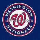 Washington Nationals flag 3ftx5ft Banner 100D Polyester Flag metal Grommets