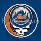 3ftx5ft Banner New York Mets flag 100D Polyester Digital printing Flag copper Grommets Huimei Flag