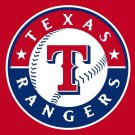 3'x5' Texas Rangers flag and banner