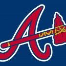 Atlanta Braves Flag 3X5FT Custom Sport Baseball Flag