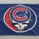 Chicago Cub flag 3x5ft custom fock the rest flag banner digital print champions flag banner