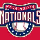 Washington Nationals Stripe Banner Fan Flag 3X5FT Custom Team Fans Flag National Flag
