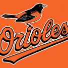 3X5FT durable Baltimore Orioles flag with two metal rings