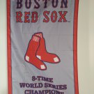 New design Boston Red Sox Flag 3X5FT 90x150cm 100% Polyester free shipping custom banner