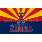 Los Angeles Angels of Anaheim Flag 3ft x 5ft Polyester Banner Flying 150X90cm Custom flag