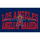 Los Angeles Angels of Anaheim Flag 3x5 FT Banner 100D Polyester flag brass grommets