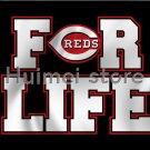 Cincinnati Reds flag 3ftx5ft Banner 100D Polyester Flag metal Grommets