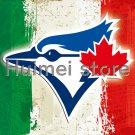 Toronto Blue Jays Flag 3ft x 5ft Polyester Toronto Blue Jays Banner Flying