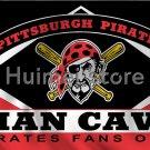 Pittsburgh Pirates Flag Baseball banner 3ft x 5ft Polyester Banner Flying