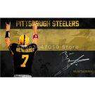 Pittsburgh Steelers flag with 2 metal grommet
