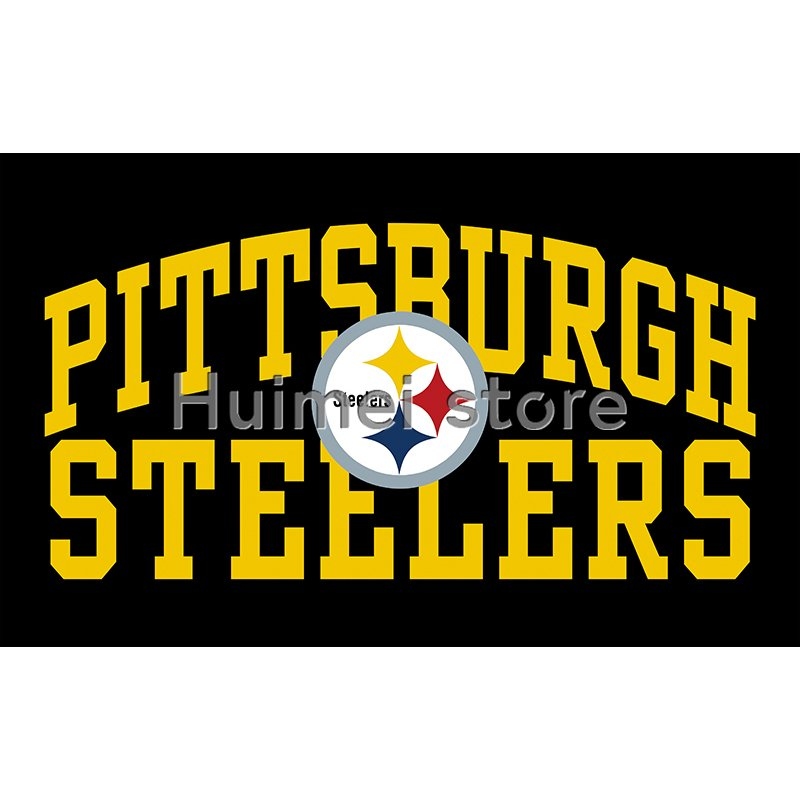 Pittsburgh Steelers flag American flag decoration activities gift flag