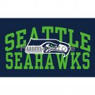 Seattle Seahawks Flag 3ft x 5ft Polyester Banner flag