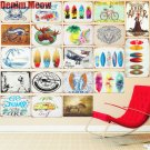 New Surfing Plaque Vintage Metal Tin Signs Home Bar Garage Decorative Metal Plat