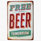 BBQ FRESH COOKED Best Meat Vintage Tin Sign Bar Pub Home Kitchen Wall Decor Retr