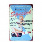 Various Styles Special Garage Rules Shabby Chic Iron Tin Sign Man Cave Bar Pub H