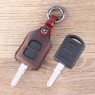 NEW 2 Button Leather Car Key Shell key cover For Opel Astra H J g Corsa Insig