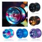 Magic YoYo Y01 Professional Alloy Aluminum Yoyo 10 Ball KK Bearing w/ String