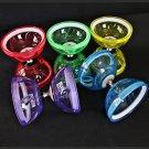 Pro Chinese Yoyo Triple Bearing Diabolo String Juggling Metal Stick Toy colors
