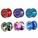 Classic Yo-yo Ball Strings Trick Toys K7/M002 Model Metal Bearing Playing YOYO