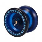 Blue YOYO Ball Professional Magic Yoyo K1 Spin Bearing String Kids Toy Gift