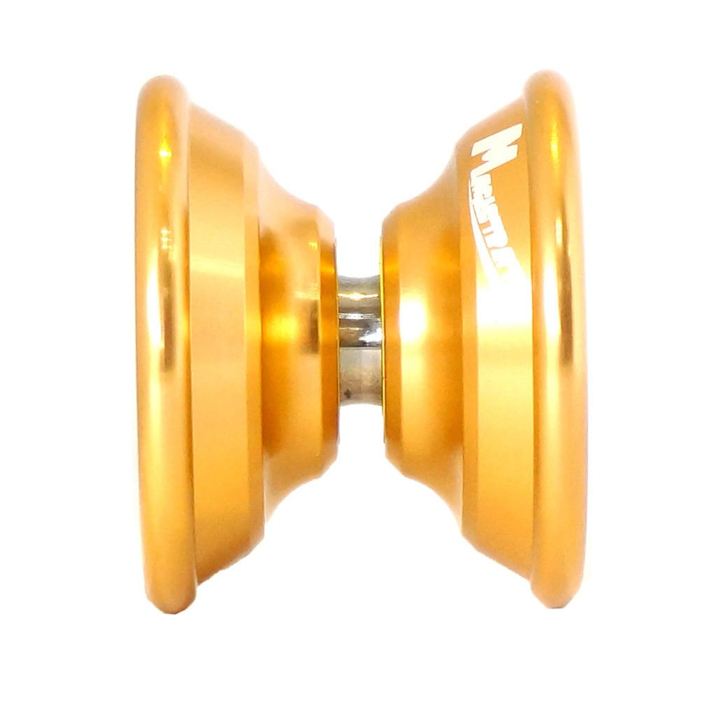 MAGICYOYO Unresponsive YoYo N6 for Advanced Pro Level String Trick Gold