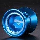 MAGICYOYO Unresponsive YoYo N5 for Advanced Pro Level String Trick Blue