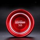 MAGICYOYO N5 Yo-yo Professional Bearing Axle Yoyo 1A 3A 5A Pro Tricks Red