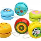 Cute Animal Wooden Yo Yo Child Kid Fun Toy Boy Girl Yo Yo Ball Classic Toy Gift